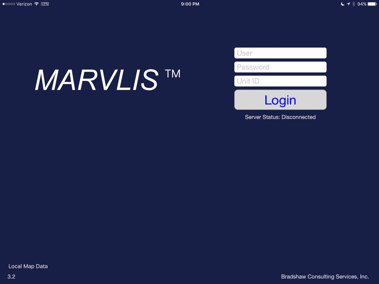MARVLIS Client screenshot-0