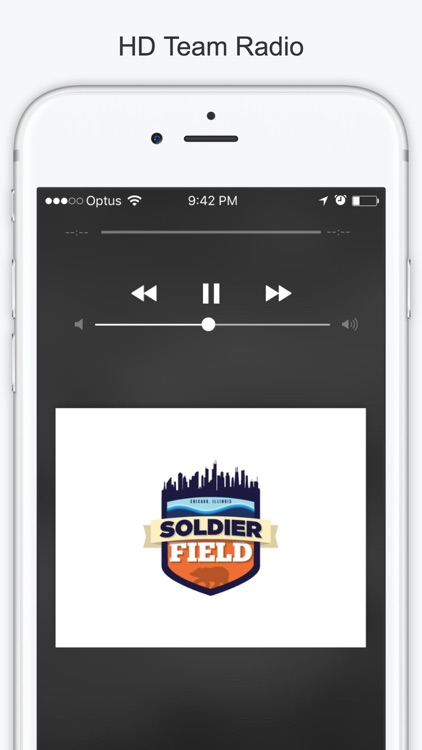GameTime Football Radio - Stream Live NFL Games screenshot-3