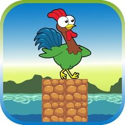 Chicken Brave Jump