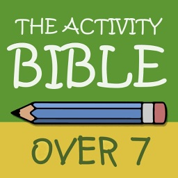 The Activity Bible – Kids over 7 & Sunday School