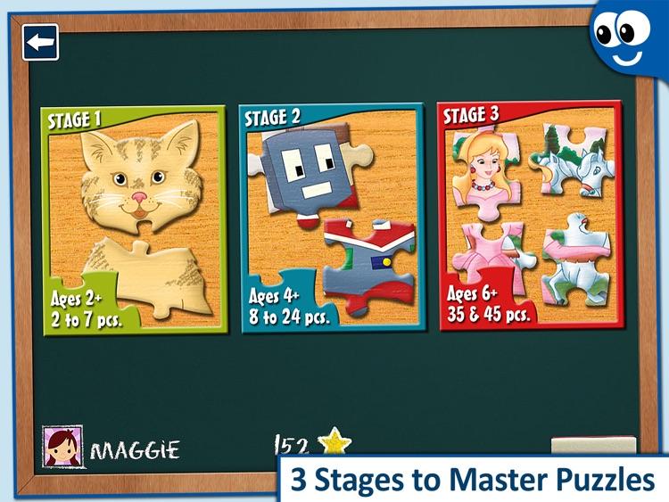 Kids' Jigsaw Puzzles Pro screenshot-3