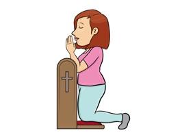 Bible - Church Girl Sarah