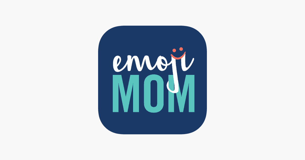 Emojimom An Emoji App For The Modern Mom On The App Store