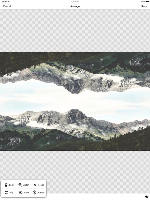 Image Blender Screenshots