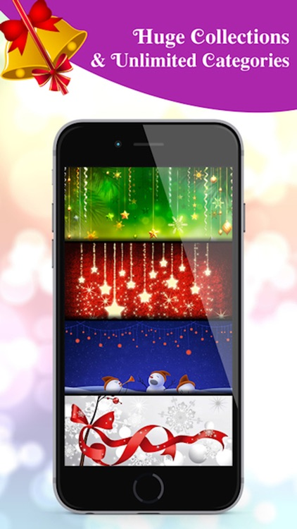 Christmas Live Wallpapers & Animated Backgrounds screenshot-3