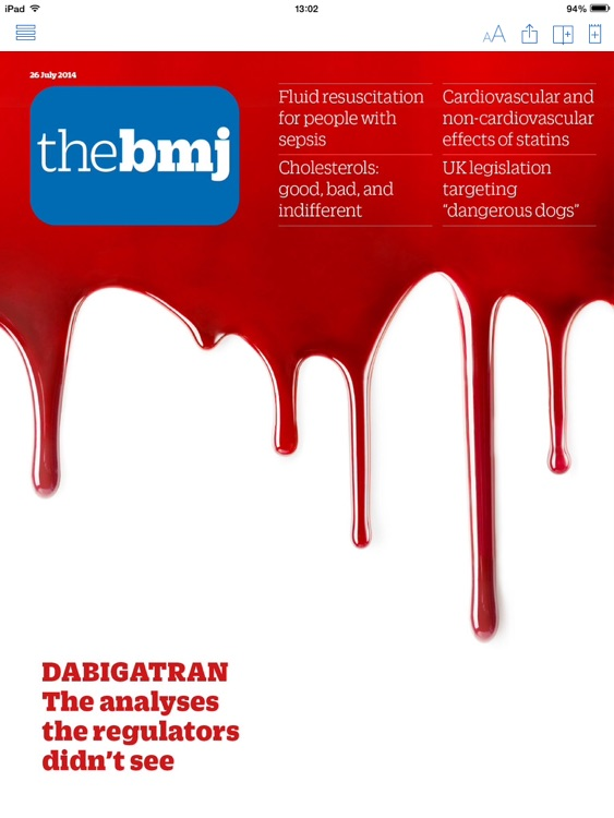 BMJ (British Medical Journal)