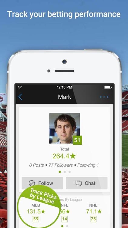 Onside Sports: Scores & Odds screenshot-3
