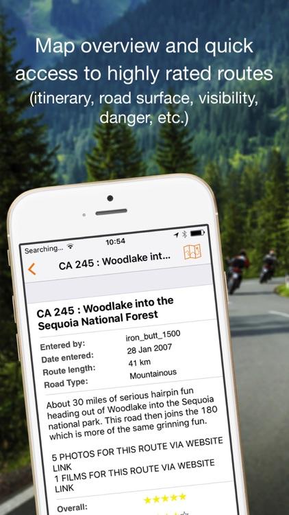 Best Biking Roads screenshot-3