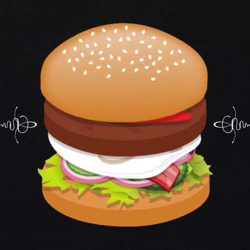 Burger Maker - Cooking Rush Game for Kids icon
