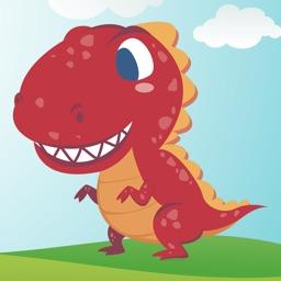 Dinosaur Memory Matching Games for Kids