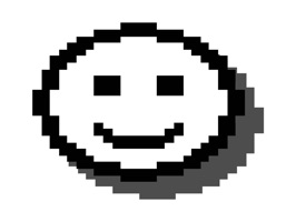Pixel Smileys Stickers for iMessage