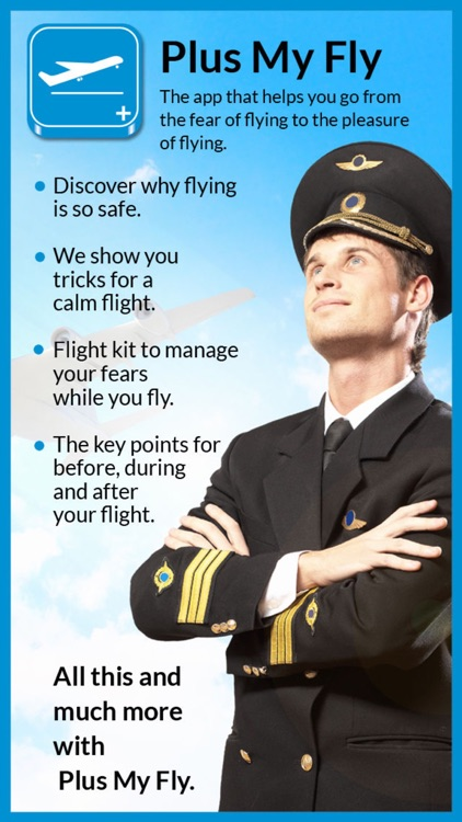 My Fly: To stop anxiety & fear of flying