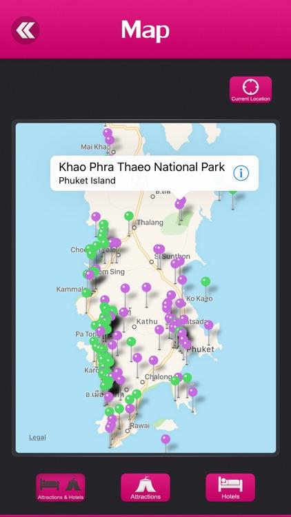 Phuket Island Offline Travel Guide - Travel Buddy screenshot-3