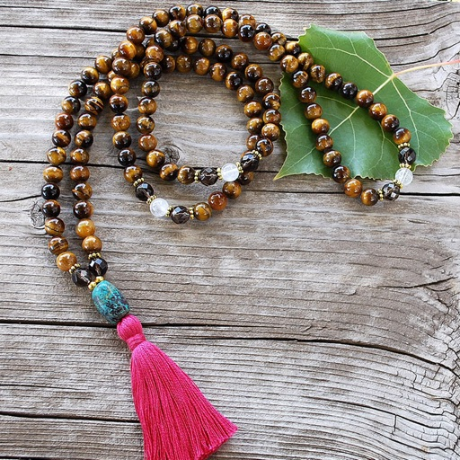 DIY Mala Bead Necklace-Beginners Guide and Tips