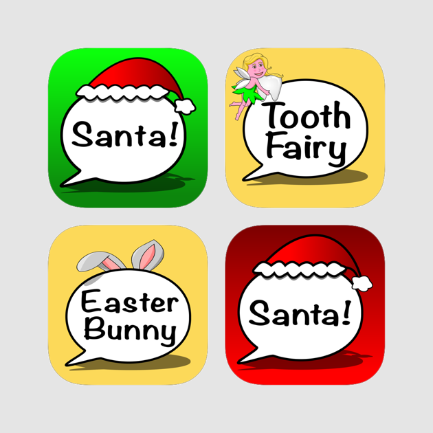 Calls from santa calls texts to santa tooth fairy for Call the easter bunny phone number
