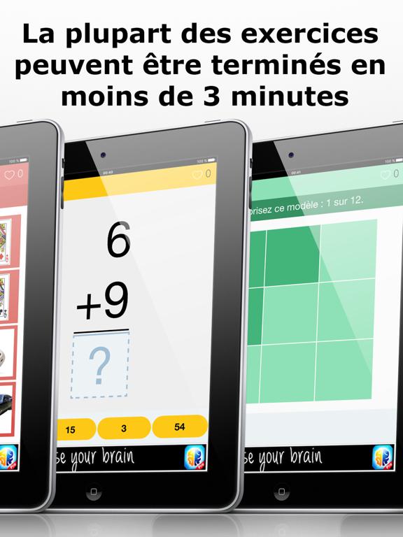 Screenshot #6 pour Jeux d'esprit - cérébral