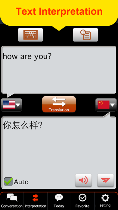 Global interpreter [10 Lang] screenshot two