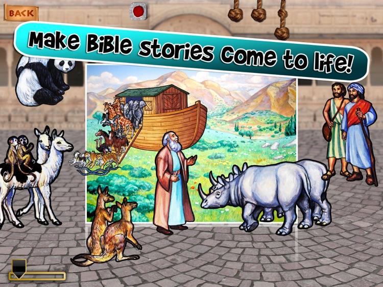 Bible Buddies HD Director's Pass