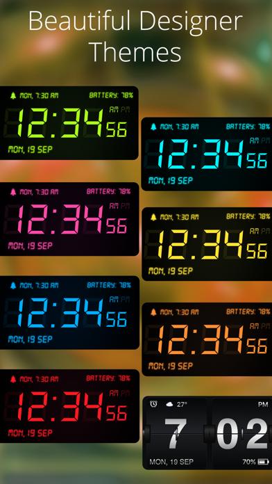 Alarm Clock Mate - With Musical Sleep Timer Screenshot