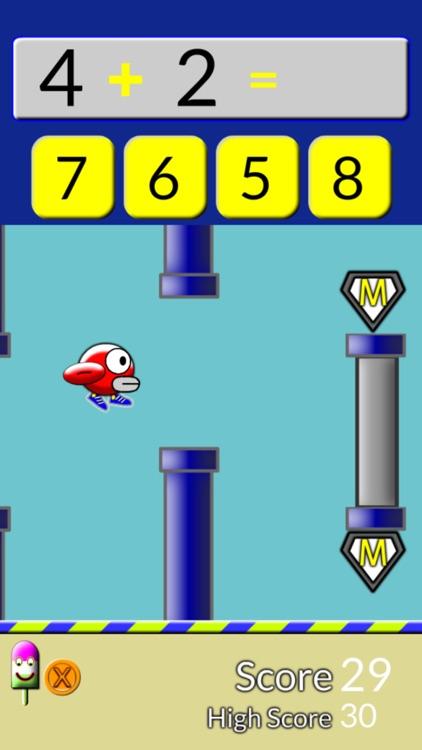 GigaBird Math Flash Cards screenshot-0