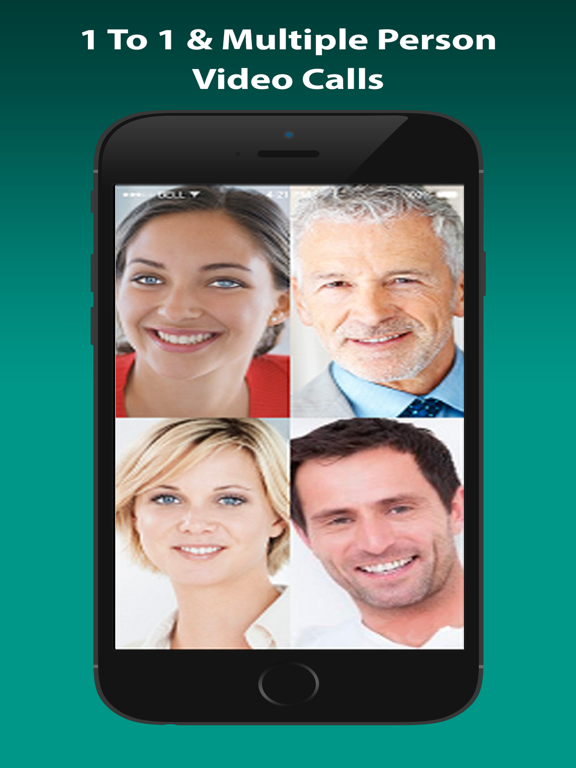 Video Call & Multiple Messenger-ipad-2