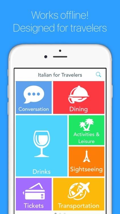 English to Italian Translations for Travelers
