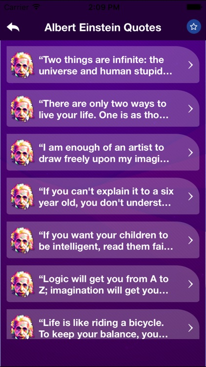Albert Einstein motivational Quotes and Biography