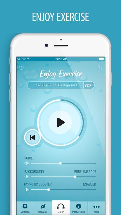 Enjoy Exercise Hypnosis - Daily Workout Motivation