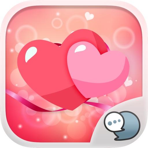 Love You Emoji Stickers Keyboard Themes ChatStick