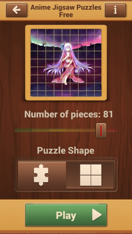 Anime Jigsaw Puzzles Free - Matching Puzzle Games screenshot-4