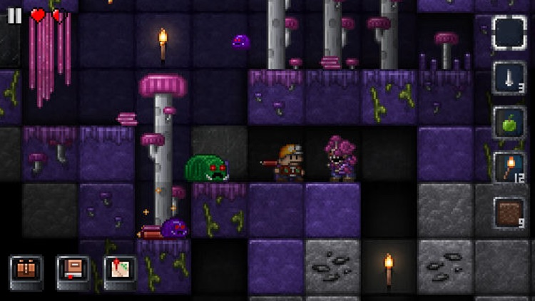 Junk Jack Retro screenshot-0