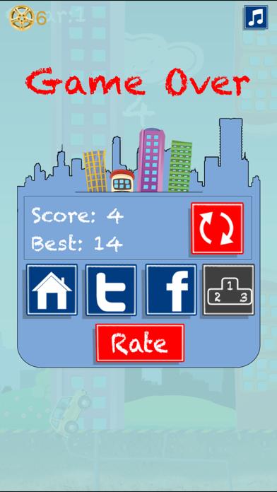 Flappy Car screenshot four