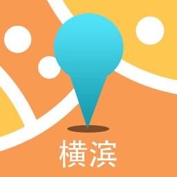 横滨中文离线地图
