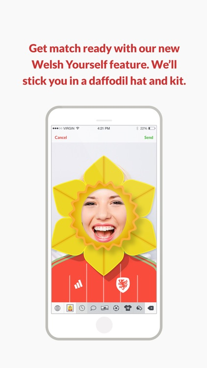 Welshmoji - Welsh emoji-stickers! screenshot-3