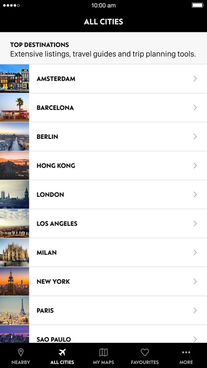 City by City screenshot-3