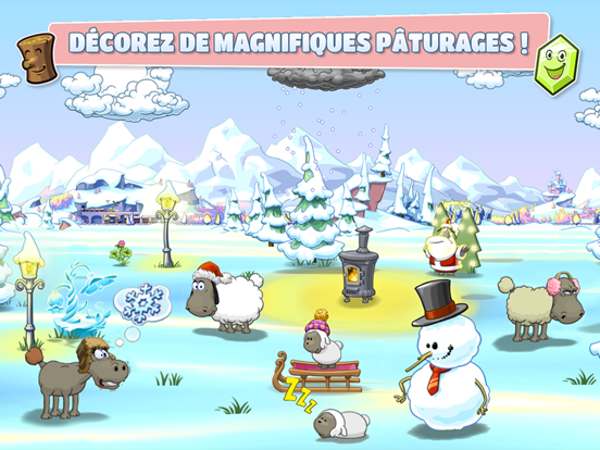 Screenshot #6 pour Clouds & Sheep 2 Premium