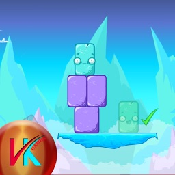 The Ice Blocks Cracking Adventure Game