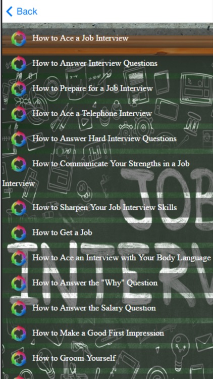 How to Ace a Job Interview - Tips, Tricks & Advice screenshot-4