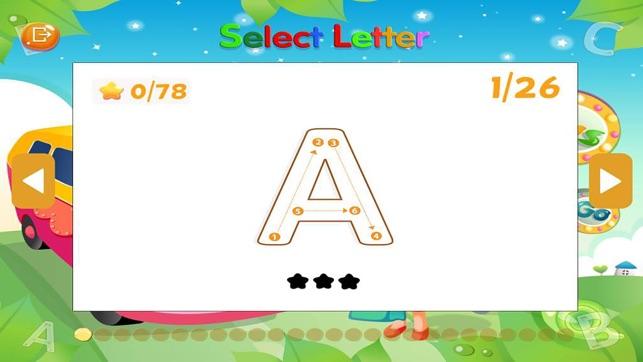 ABC Tracing Letters Cursive Handwriting Practice im App Store