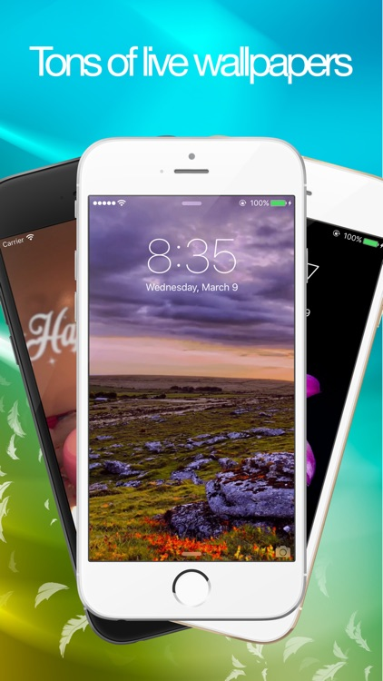 iLive - Live Wallpapers for iPhone 7 screenshot-3