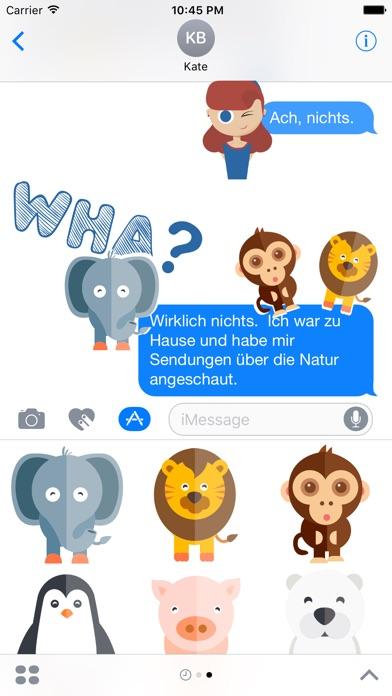 Stickers For MessagesScreenshot von 2