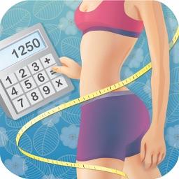 Таблица калорийности + Калькулятор