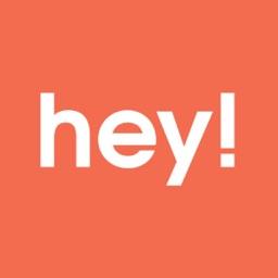 Hey's!