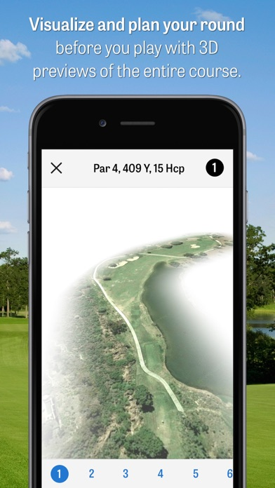 Golfshot: Golf GPS Screenshot 2