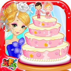 Activities of Wedding Cake Chef- Party food cooking & baking fun