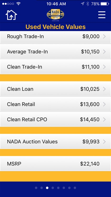 NADA MarketValues screenshot-3