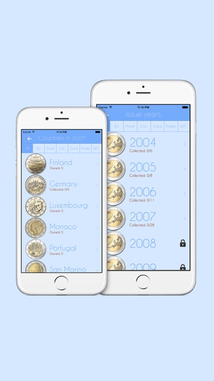 Euro Coins Album Lite screenshot-1
