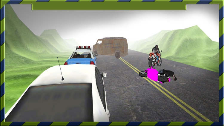 Most Adventurous Motorbike drift racing game screenshot-2