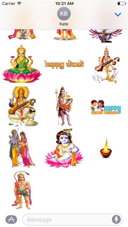 Diwali Sticker Pack screenshot-3