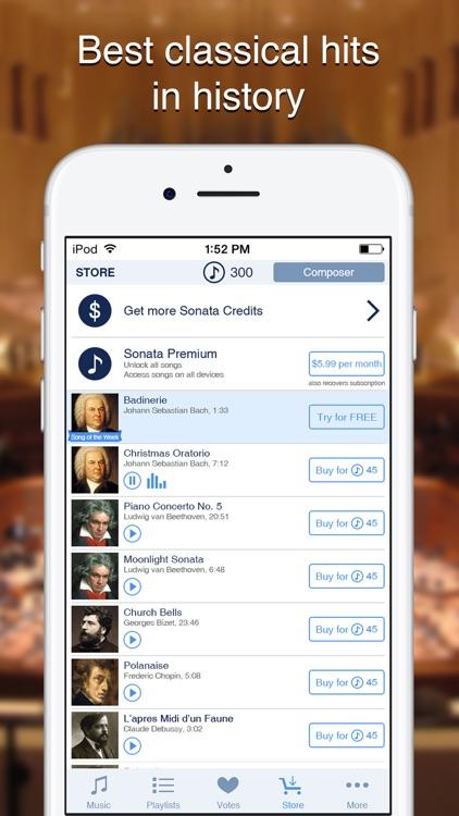 Sonata - Classical Music Radio screenshot-3